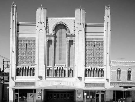 Missouri Theatre exterior