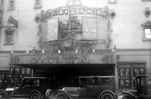 Republic Theatre exterior