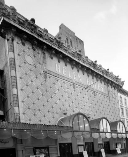 Helen Hayes Theatre exterior