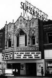 Fox Alcazar Theatre exterior