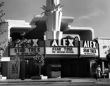Mann's Alex Theatre exterior