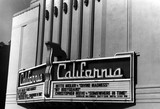 California Theatre exterior