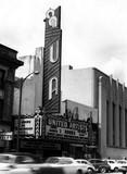 United Artists Theatre exterior