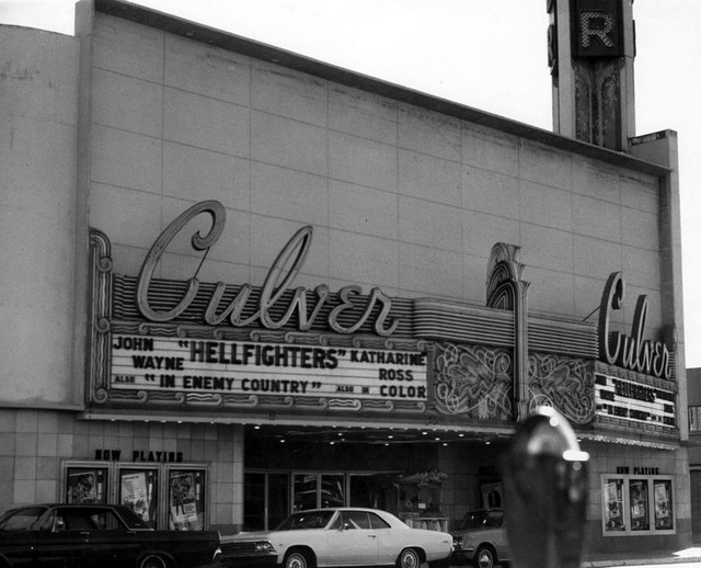 NGC's Culver Theatre exterior