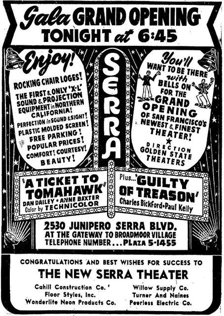 Serra Theater