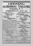 Albermac Theatre