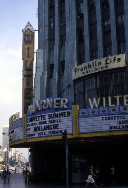 Wiltern Theatre exterior