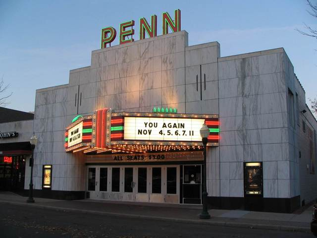Penn Theatre - Plymouth, MI - Fall 2010