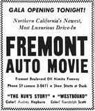 Fremont Automovie