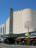 Alameda Theater, Alameda, CA