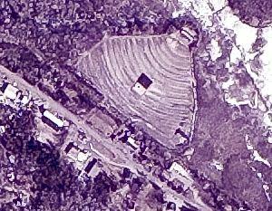 Clinton Drive Aerial taken in 1970