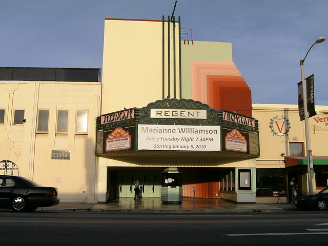 Regent Showcase Theater - Los Angeles, CA