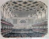 Music Hall, 19th Century, later restructured into Orpheum Theatre