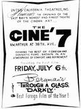 Cine 7 Theatre