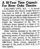 A 50-Year Time Capsule For River Oaks Theatre