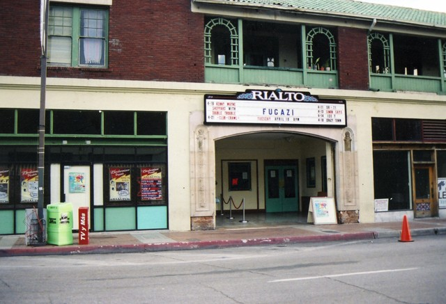 Rialto Theatre - Tucson, AZ