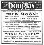 New Douglas Theatre
