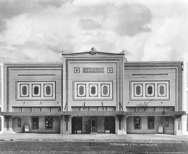 Rialto Theatre, Tampa FL