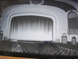 Quincy Museum photo showing the inside of Washington Theater.