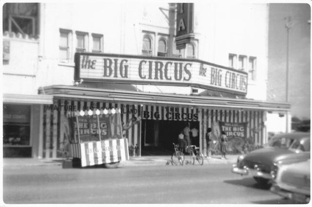 Arcadia Theatre 1952