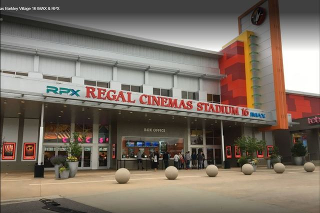 Regal Barkley Village 16 IMAX & RPX