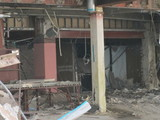 ST FRANCIS LOBBY TEAR DOWN JUNE 2103