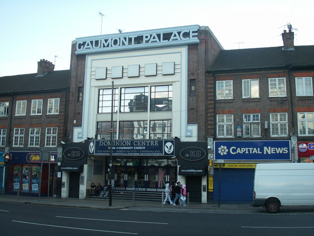Odeon Wood Green in June 2008