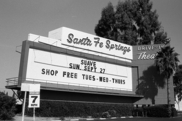 Santa Fe Springs Drive-In - Santa Fe Springs, CA