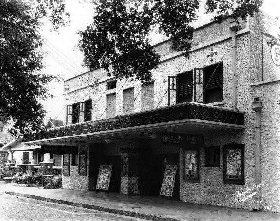 Garden Theatre, Tampa FL