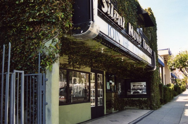 Silent Movie Theatre - Los Angeles, CA