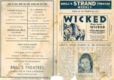 Stand Great Kills Handbill 1931