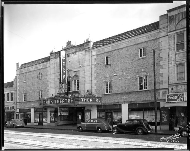 Park Theatre, Tampa FL