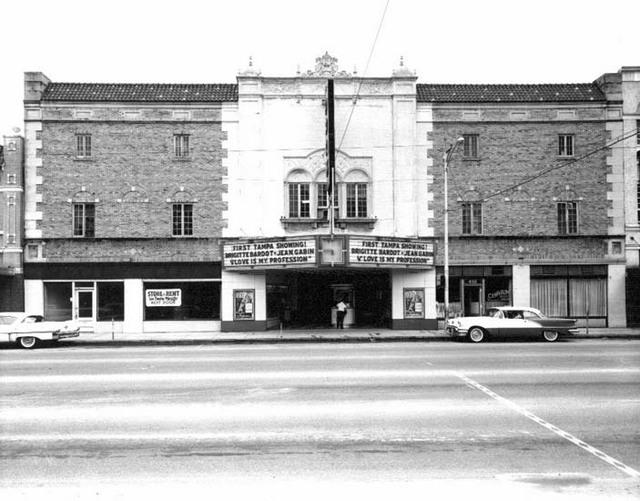Park Theatre, Tampa, FL