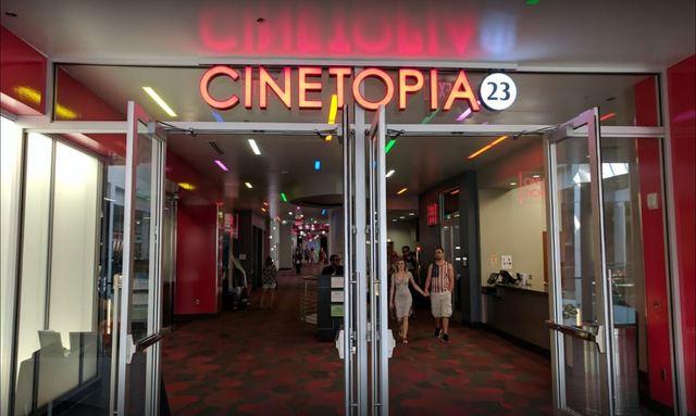 Cinetopia Vancouver Mall 23