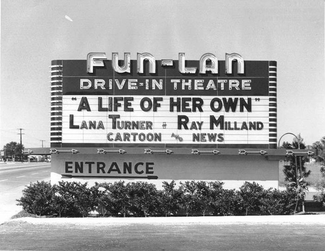 Fun-Lan Drive-In, Tampa FL