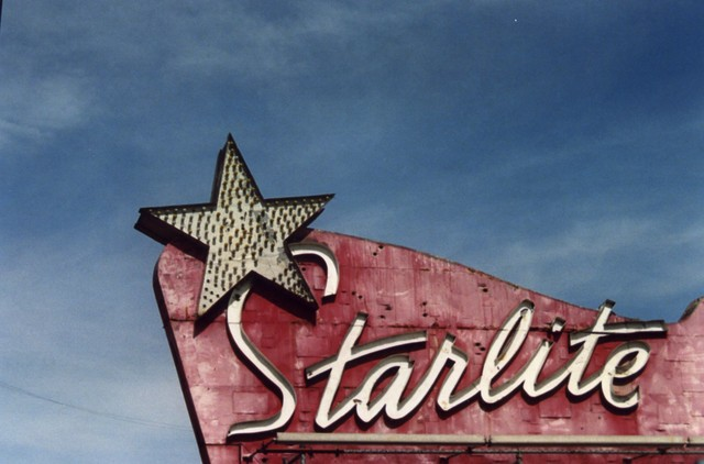 Starlite Drive-In - South El Monte, CA