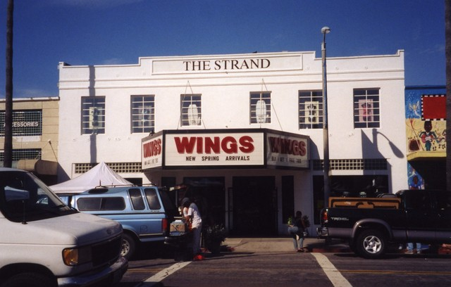 Strand Theater - Ocean Beach, CA
