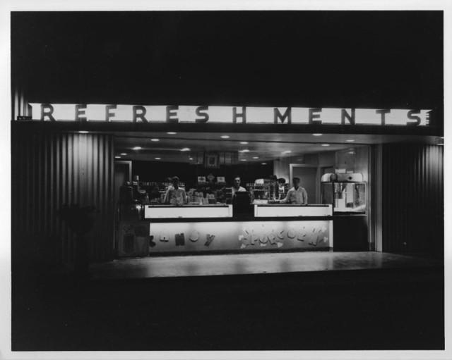 Hillsboro Drive-In Refreshment Stand, Tampa FL