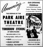 Park Aire Drive-In