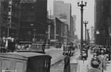 Circa 1928 photo Kaufmann & Fabry Co., Illinois Department of Transportation Chicago Traffic photographs, University of Illinois at Chicago Library.