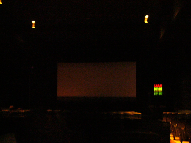 The auditorium of House 4