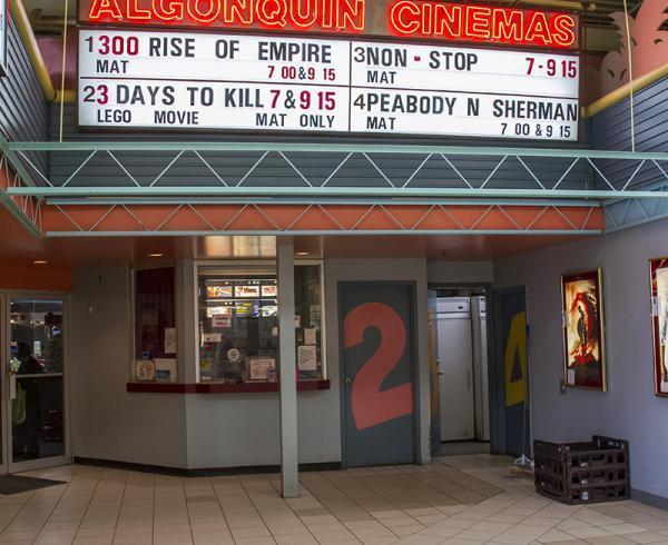 Algonquin Cinemas