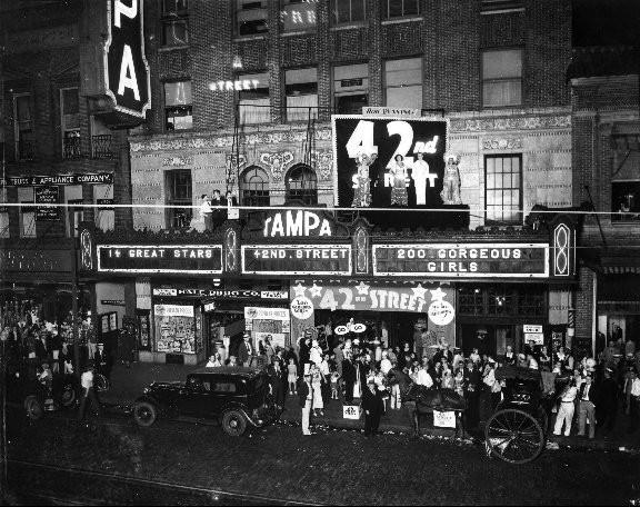 Tampa Theatre, Tampa FL