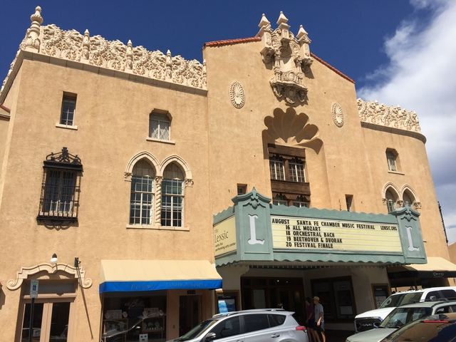 Lensic Theatre - Santa Fe NM 8/18/18