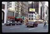 1980s photo via the Vintage Scènes de Vie, Scènes de Rue - Street Scenes Life Scenes Facebook page.
