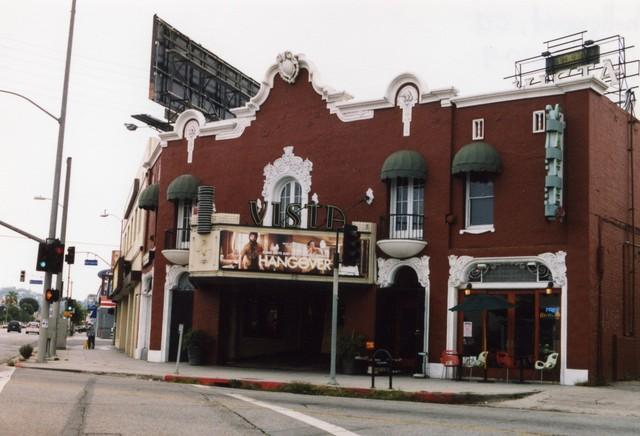 Vista Theater - Los Angeles, CA