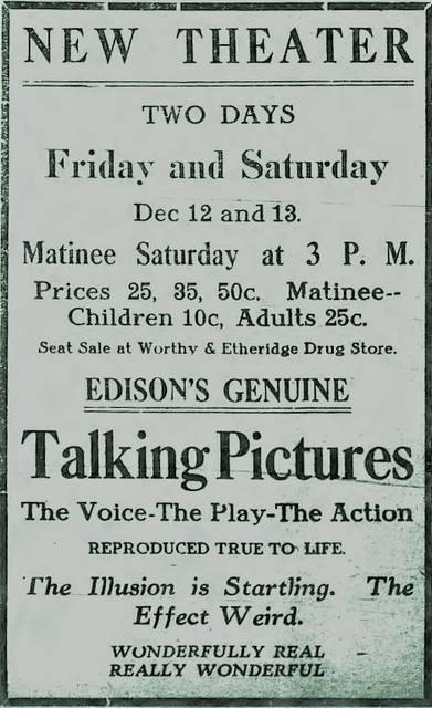 1913 print ad via Thomas Landen.