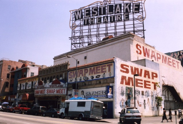 Westlake Theatre - Los Angeles, CA