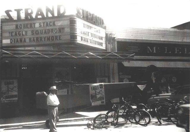 Strand Theatre Harlingen, Texas
