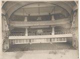 1908 Pinney auditorium photo via Theresa McCloud.